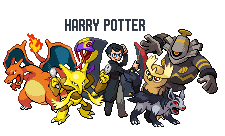 pokemon harry potter wallpaper - photo #6