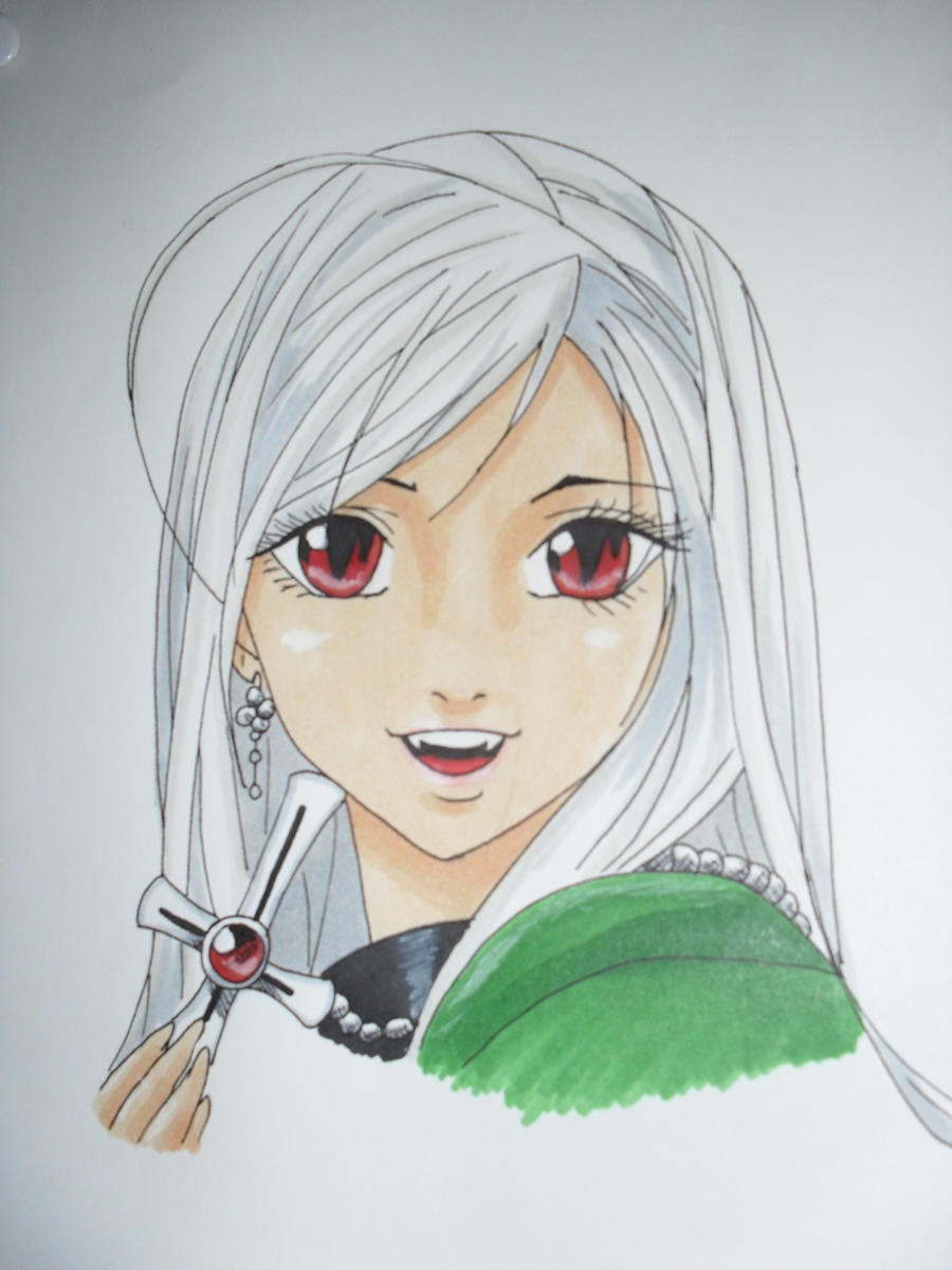 Inner Moka gone cute by Gwen1990