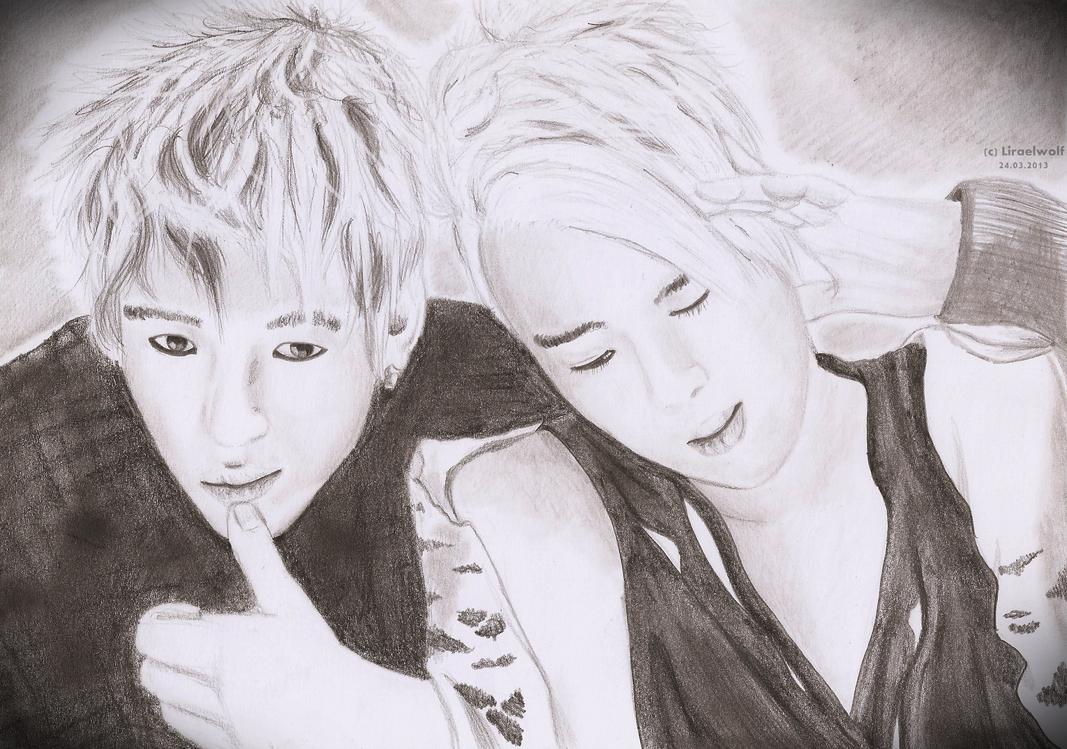 DaeHyun and YoungJae by Liraelwolf on DeviantArt
