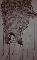 Dripping by Liraelwolf