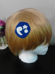 Animal Crossing Fossil Hair Clip