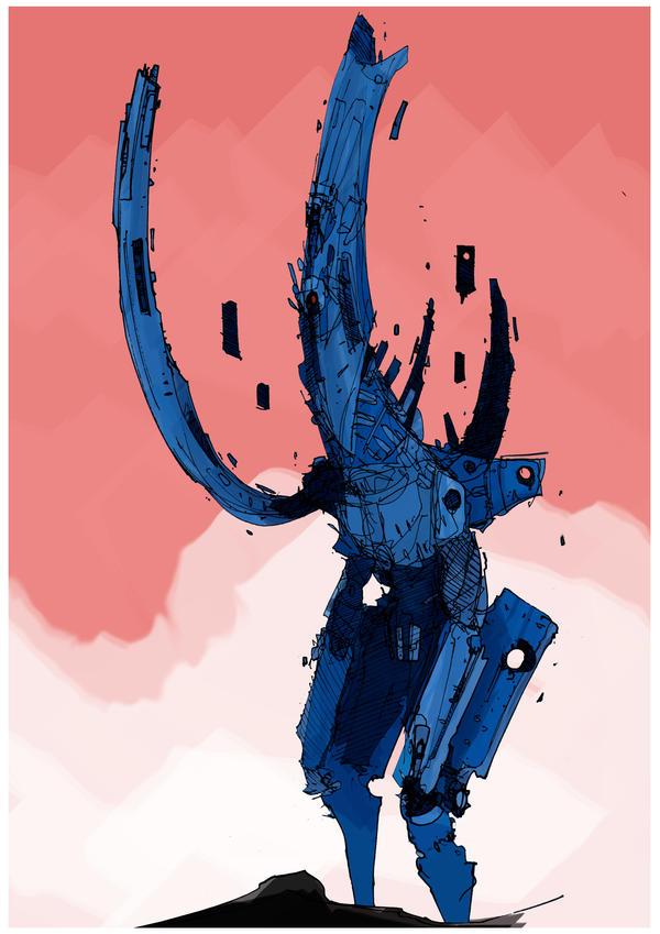 Prometheus by DarkMechanic