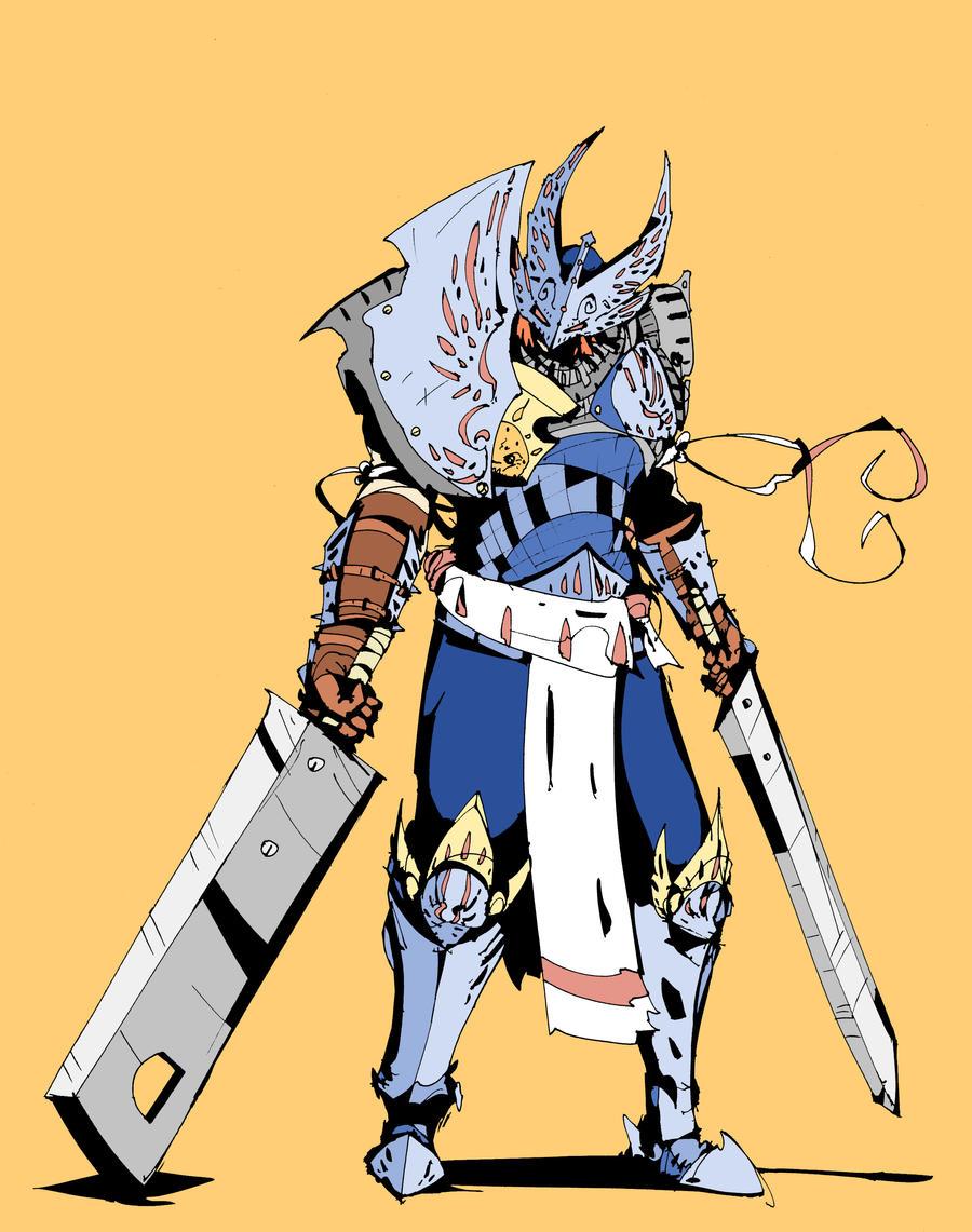 FEZ Warrior Class by DarkMechanic