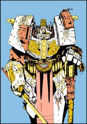 The Emperor by DarkMechanic