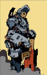 Hey Big Man by DarkMechanic