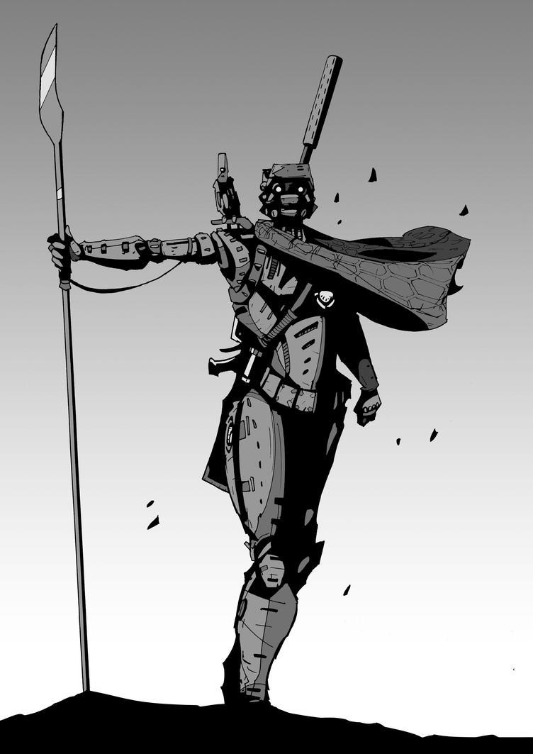 LDC Concept Art by DarkMechanic
