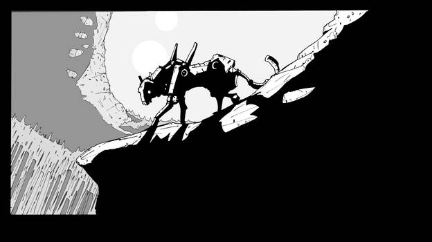 Concept, Robo-Wolf