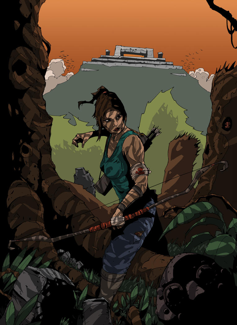Tomb Raider Reborn by DarkMechanic