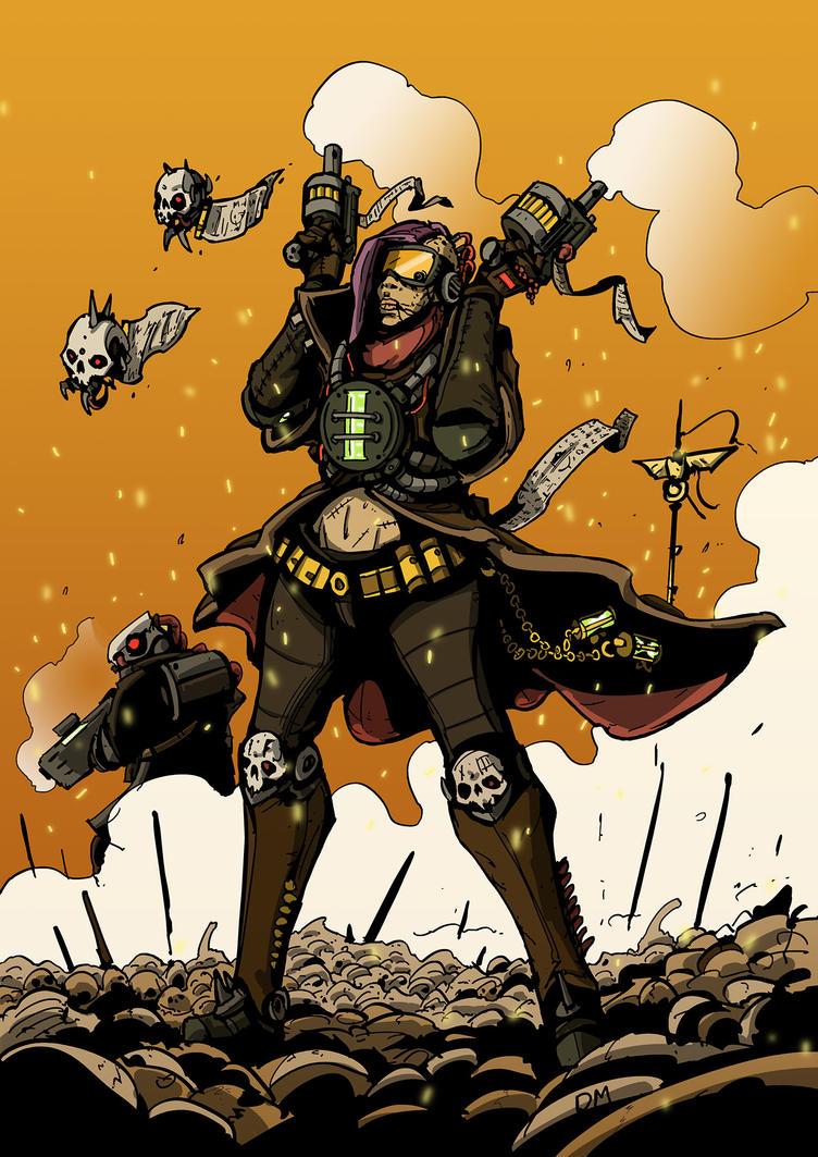 Inquisitor Traizer by DarkMechanic