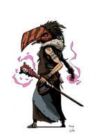 Mage Archetype - COTA by DarkMechanic