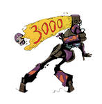 3000!