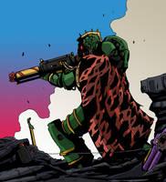 Salamander Vigilator by DarkMechanic