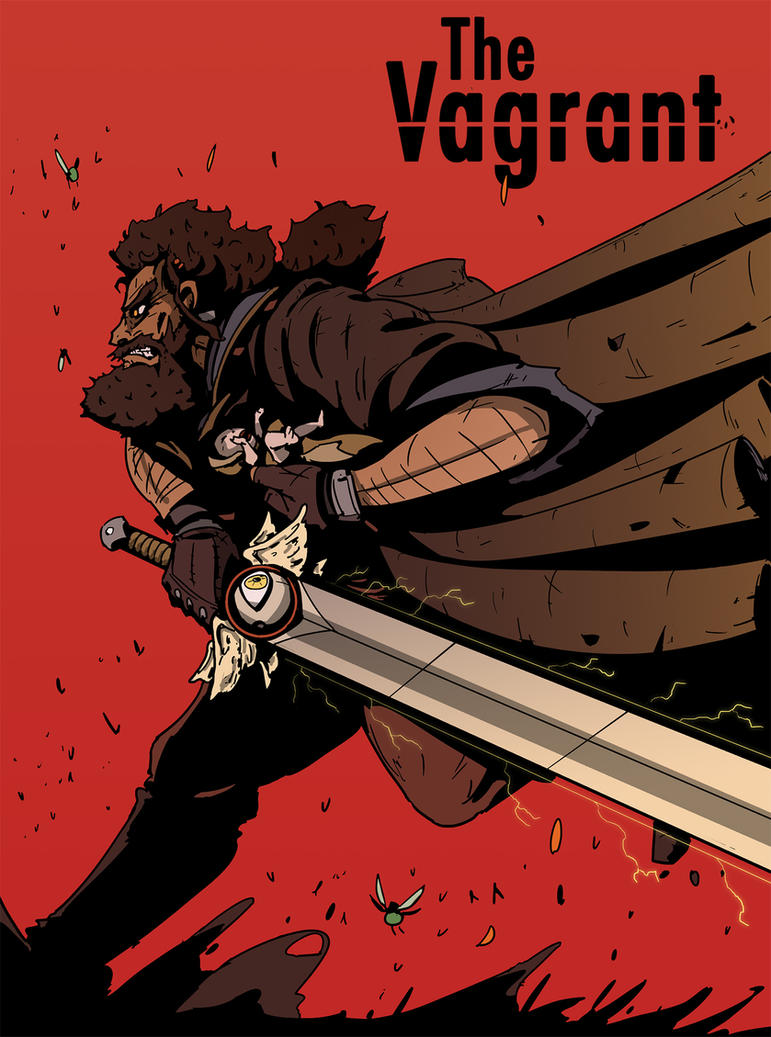 The Vagrant by DarkMechanic