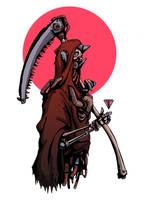 Cyber-Reaper II by DarkMechanic