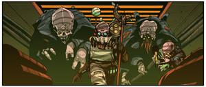Genestealer Cult Animation - Magos by DarkMechanic