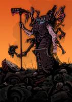 Legend of Ferrus Manus by DarkMechanic
