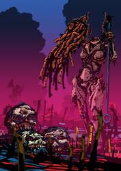 Cestial Graveyard - HELL-BENT