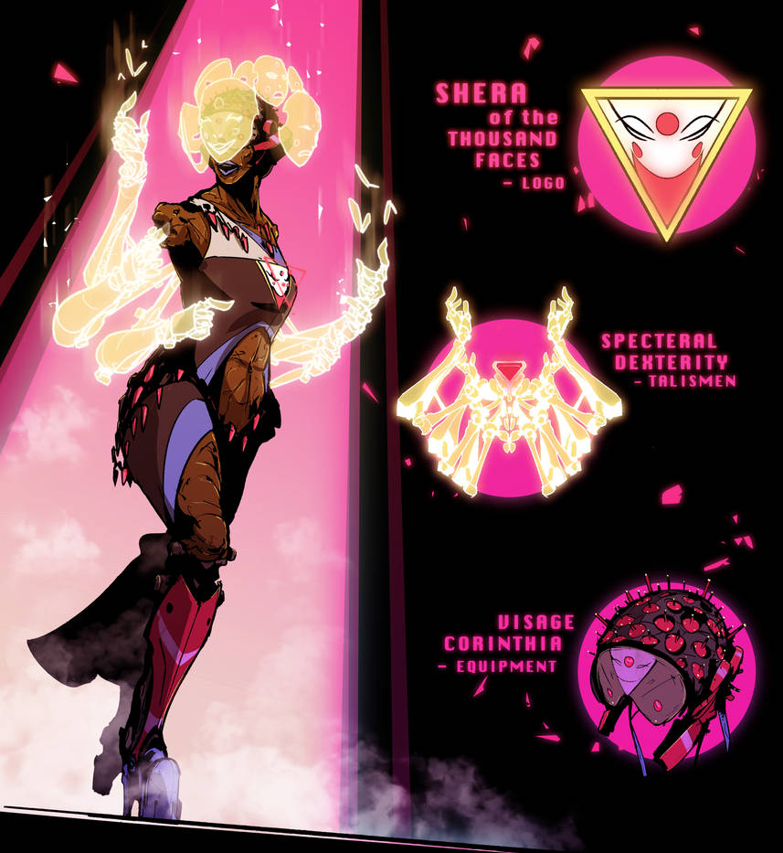 Shera of the Thousand Faces