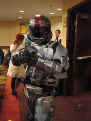 Halo ODST at AkiCon by atmic