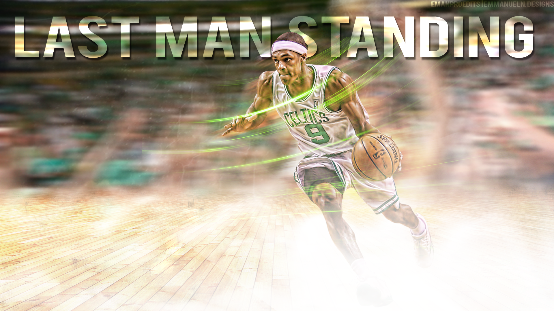 Rajon Rondo Wallpaper By Emanproedits On DeviantArt