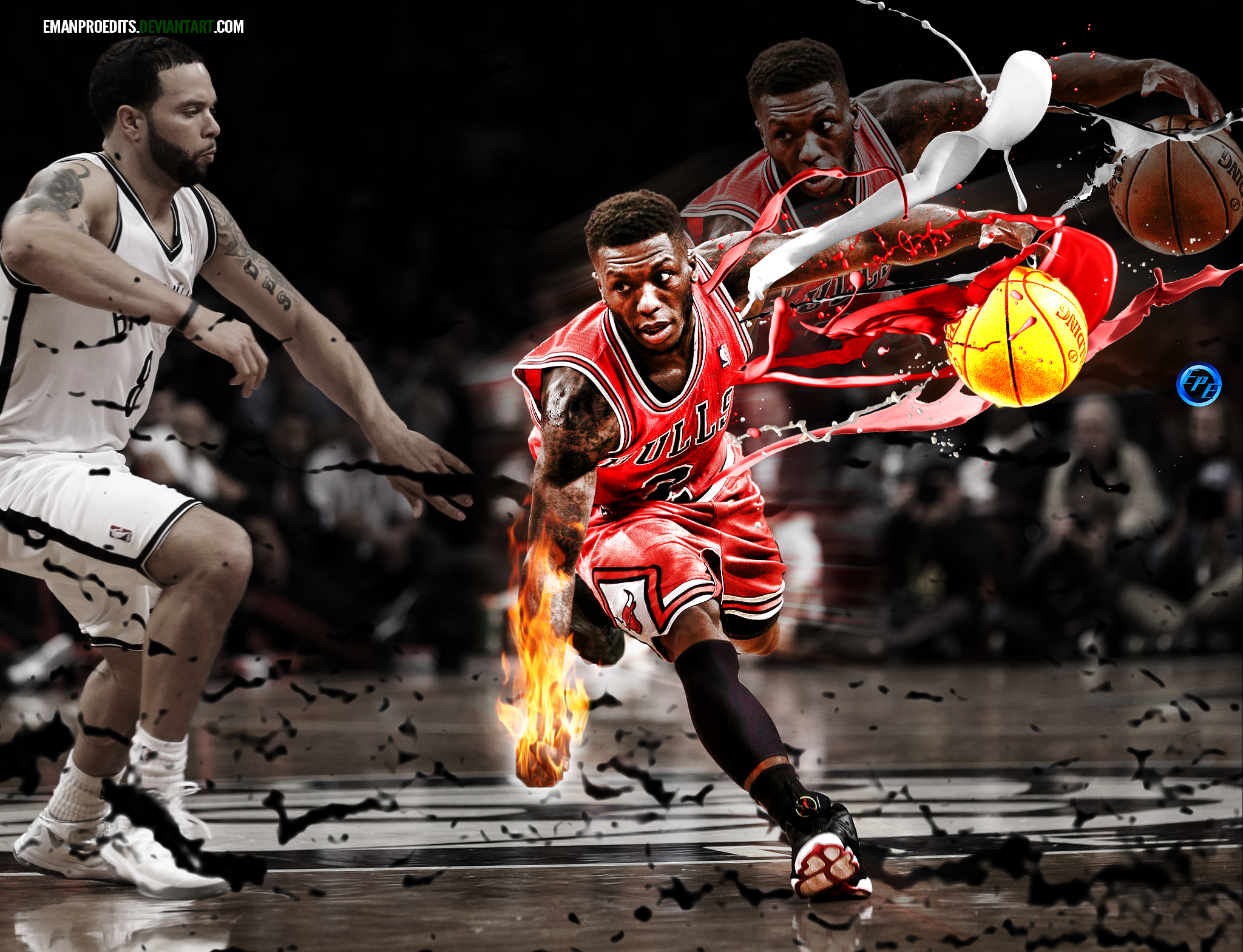knicks nate robinson wallpaper - photo #6