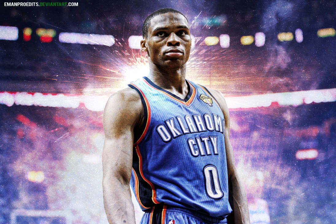 Russell Westbrook Wallpaper By Emanproedits On Deviantart
