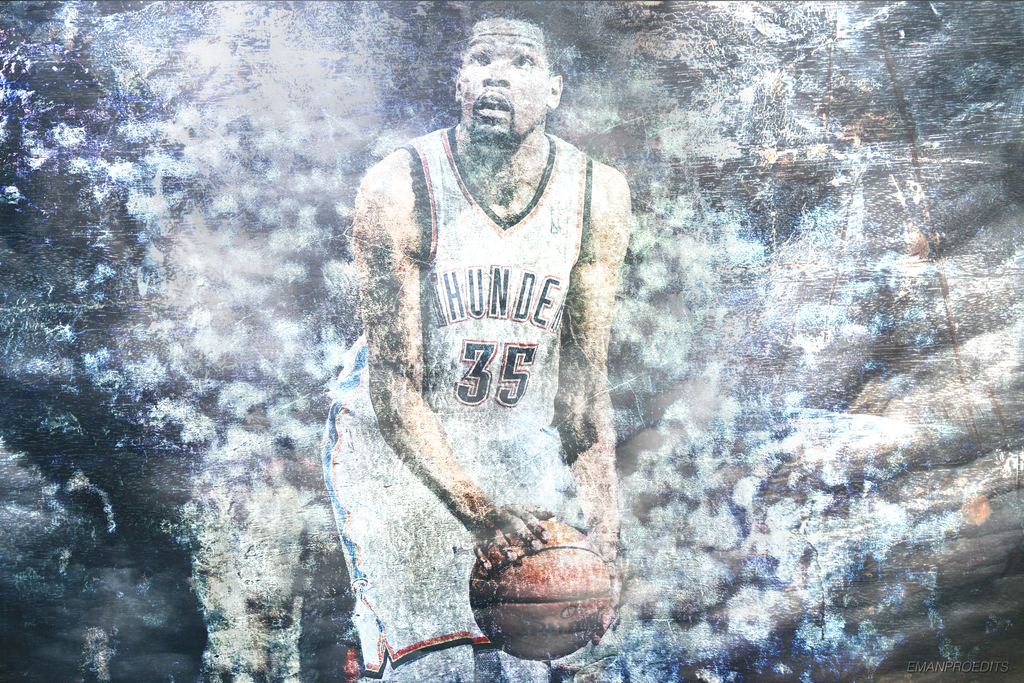 kevin durant wallpaper by emanproedits on deviantart
