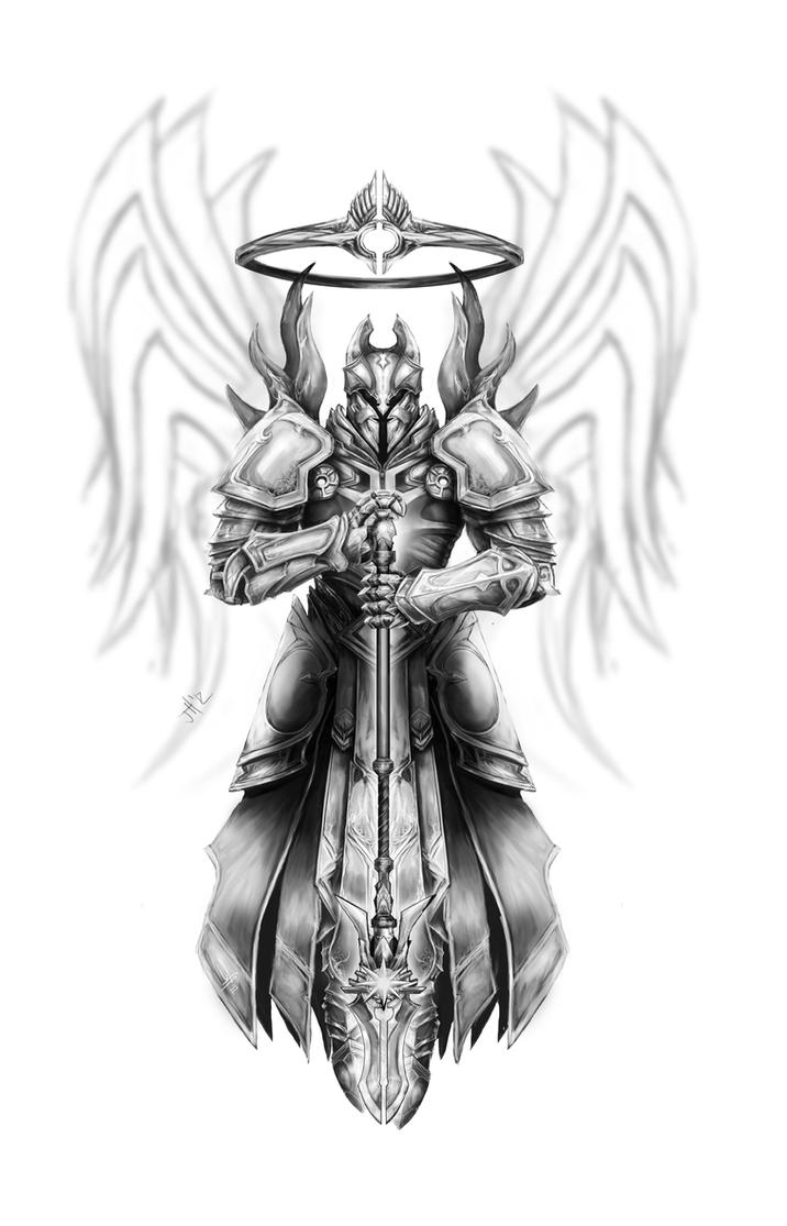Imperius Gray Scale Preview By Inkfired On Deviantart