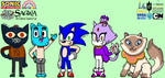 Sonic and the Friendly Felines 3 by BlueHedgehog1997