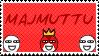 Majmuttu Stamp by majmu
