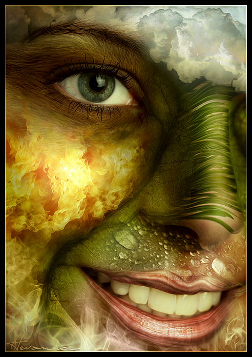 Grise's Gallery A_elemental_smile_by_HeraNea