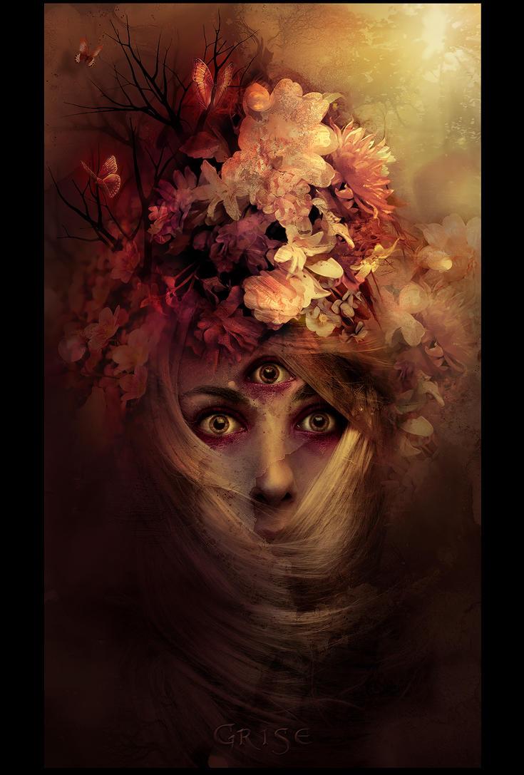 Introspection by Flora-Silve