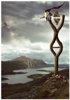 Totem by Flora-Silve