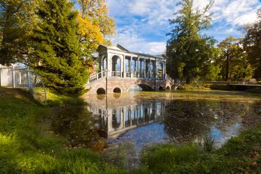 Pushkin. Autumn by khmaria