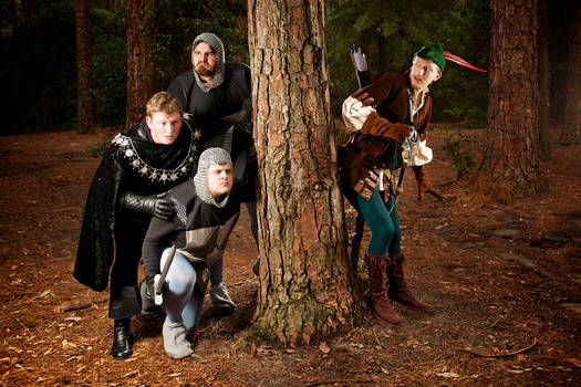 Robin Hood: Where is that Hood?