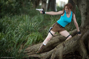 Lara Croft Crossplay 27