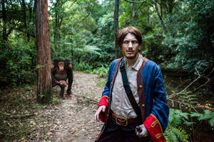 Monkey Island: Look behind you...
