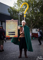 Quest Giver Cosplay
