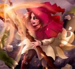 Sorceress Uraraka - Boku No Hero Academia