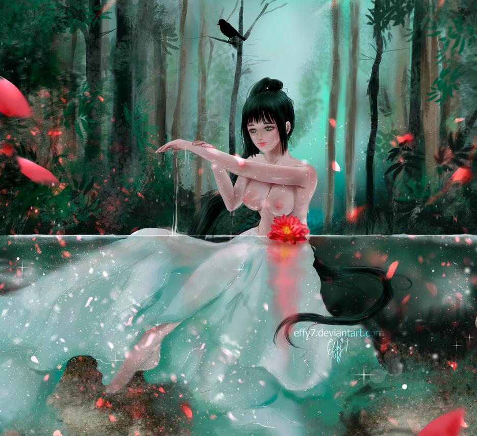 Aqua beauty by effy7