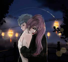 Romantic evening