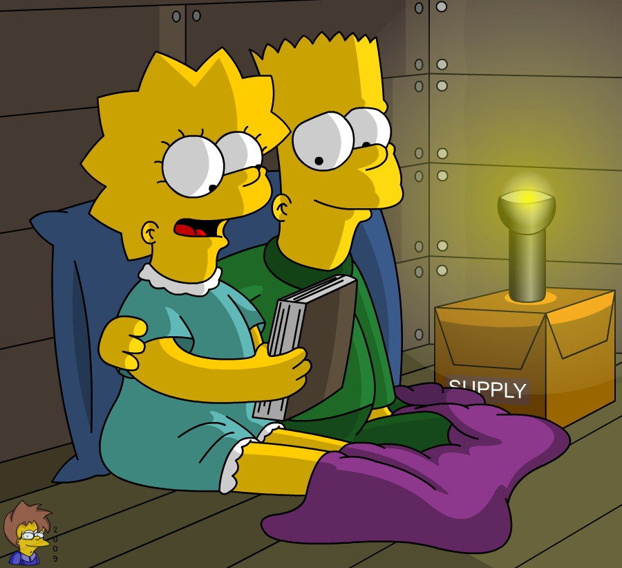 Bedtime Stories by mastadee