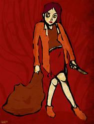 'Murderess' Weekly Jam by Genfaux
