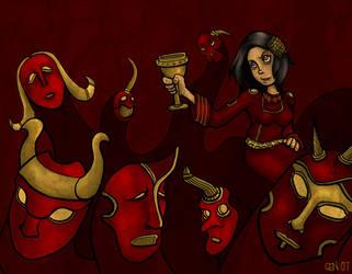 'Mythology' Weekly Jam by Genfaux