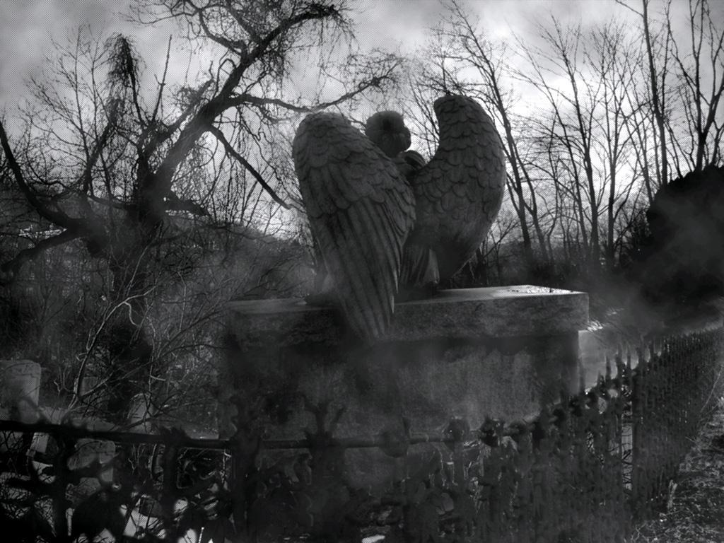 An Angel's Depression by Digidrama