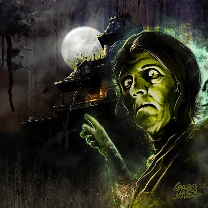 Halloween Night by gregbo on DeviantArt