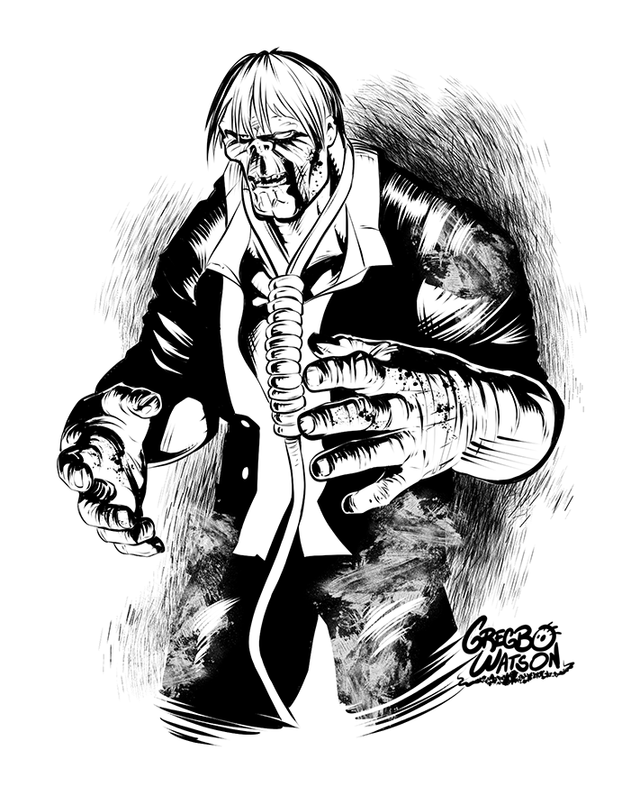 Solomon Grundy by gregbo