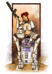 Star Wars Celebration Pinup