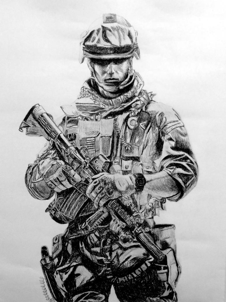 Battlefield 3 by RishanCooray