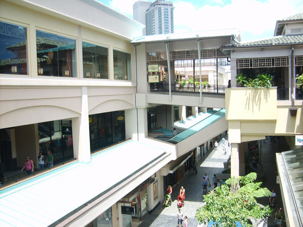 Inside Ala Moana Pt 2 by FhynixPhotos
